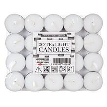 PMS - TEA LIGHT CANDLES - 20PK