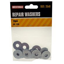 25PC REPAIR WASHERS 25X8MM
