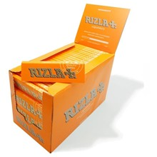 RIZLA LIQUORICE REGULAR SIZE PAPERS - 100 PACK
