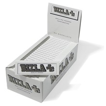 RIZLA WHITE REGULAR SIZE (50)