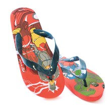 MARVEL AVENGERS FLIP FLOPS ASST SIZES