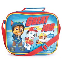 LUNCH BAG PAW PATROL