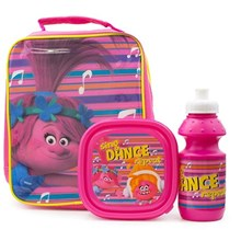 3PC LUNCH SET - TROLLS