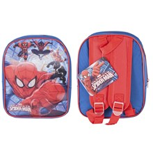 MINI BACKPACK SPIDERMAN LENTICULAR