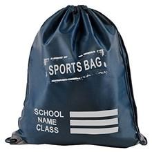 SCHOOL SPORTS BAG - NAVY