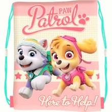 GYM BAG PAW PATROL GIRLS NEW DESIGN