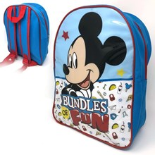 JUNIOR BACKPACK MICKEY MOUSE