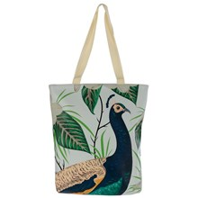 TOTE BAG - PEACOCK