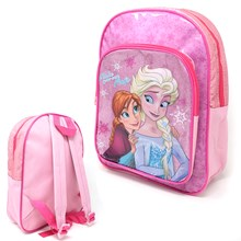 DISNEY - FROZEN BACKPACK WITH GLITTER - 31CM