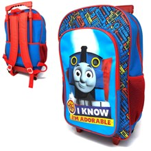 THOMAS - DELUXE TROLLEY BACKPACK