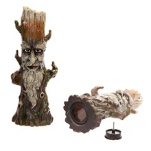 GREEN TREEMAN  INCENSE BURNER