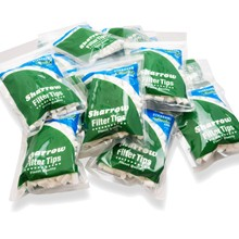 SHARROW STANDARD MENTHOL FILTERS - 16 PACK X 200