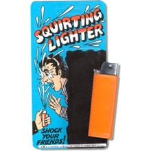 SQUIRTING LIGHTER