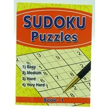 SUDOKU BOOK A4
