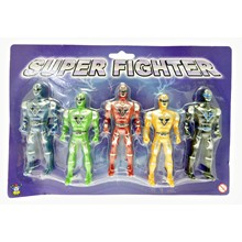 SUPER FIGHTER FIGURES