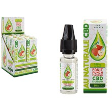 AU NATURALE CBD - E-LIQUID FRUIT PUNCH 100MG- 10ML