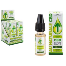 AU NATURALE - CBD BOOSTER SHOT 200MG- 10ML