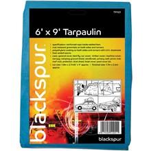 BLACKSPUR - TARPAULIN - 6' X 9'