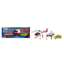 TEAMSTERZ DIE CAST AIR SEA RESCUE