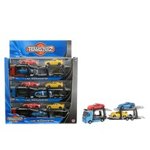 TEAMSTERZ DIE CAST CAR TRANSPORTER