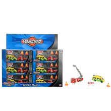 TEAMSTERZ DIE CAST RESCUE TEAM