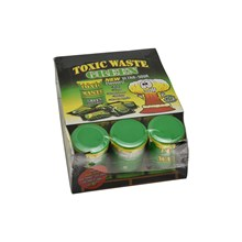 TOXIC WASTE CAN - GREEN SOUR CANDY