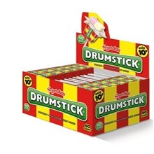 SIZZELS - DRUMSTICK LOLLY - 60 PACK