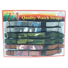 WATCH STRAP MILITARY VELCRO