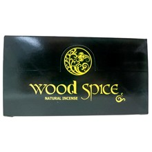 WOOD SPICE INCENSE (12)