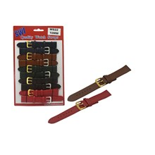 WATCH STRAPS MIX COLOURS 10MM
