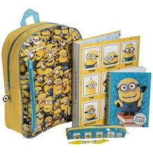 DESPICABLE ME FILLED BACKPACK