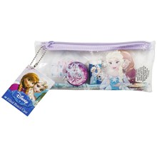 FILLED PENCIL CASE FROZEN