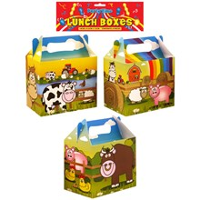 LUNCH BOX FARM (PACK OF 6)