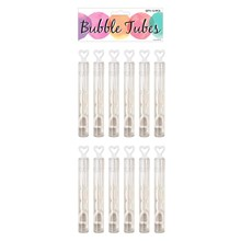 12PC WEDDING BUBBLES