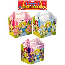 LUNCH BOX PRINCESS (PACK OF 6)