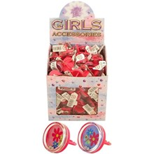 RING FLOWER PUZZLE - 48 PACK