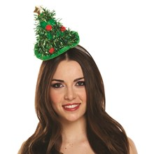 HEADBAND CHRISTMAS TREE