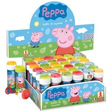 DISNEY PEPPA PIG BUBBLE TUBS
