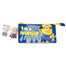 MINIONS 3 POCKET PENCIL CASE