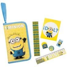DESPICABLE ME 10PC STATIONERY SET