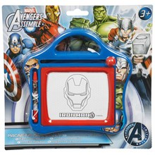 AVENGERS SMALL MAGNETIC SCRIBBLER