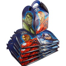 MARVEL AVENGERS LUNCH BOXES