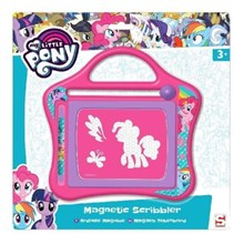 MY LITTLE PONY SMALL MAGNETIC SCRIBBLER