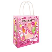 HEN PARTY FAVOUR BAG