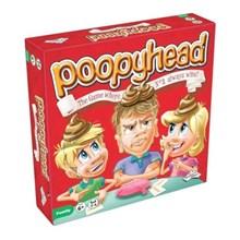 POOPYHEAD BOARD GAME