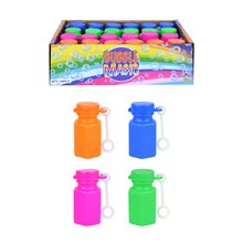BUBBLE MAGIC MINI BUBBLE TUB 15ML - 24 PACK