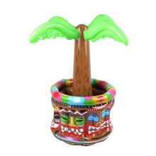 INFLATABLE PALM TREE COOLER - 66CM
