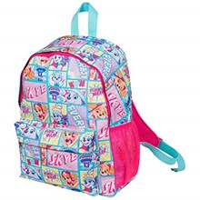 PAW PATROL AOP GIRLS BACKPACK