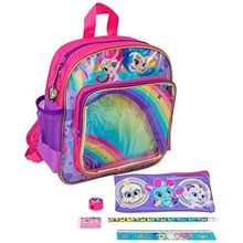 SHIMMER AND SHINE FILLED BACKPACK
