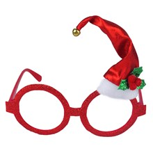 CHRISTMAS NOVELTY GLASSES